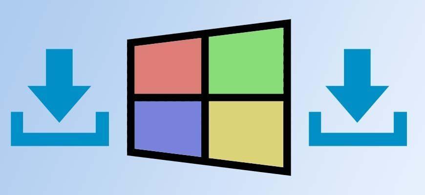 Как скачать оригинальный образ (ISO) Windows 10 с официального сайта майкрософт