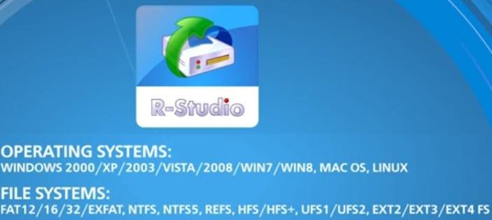 рстудио поддержка ос и файловых систем