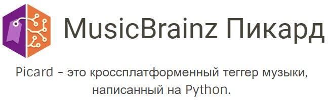 Найти песню с помощью программы MusicBrainz Picard