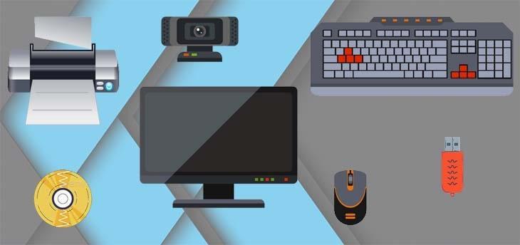 Компьютерные периферийные устройства