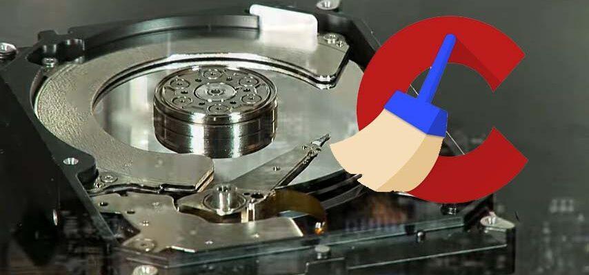 как почистить диск C