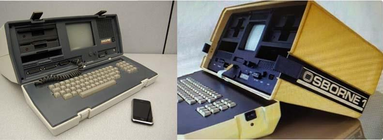 ноутбук Osborne 1