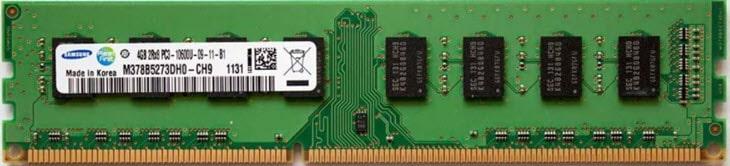 Модуль памяти Самсунг оригинал 2Гб ддр3