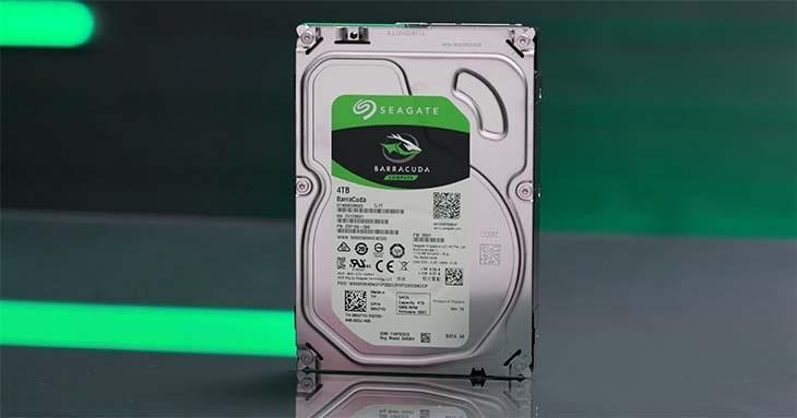 Обычный HDD диск