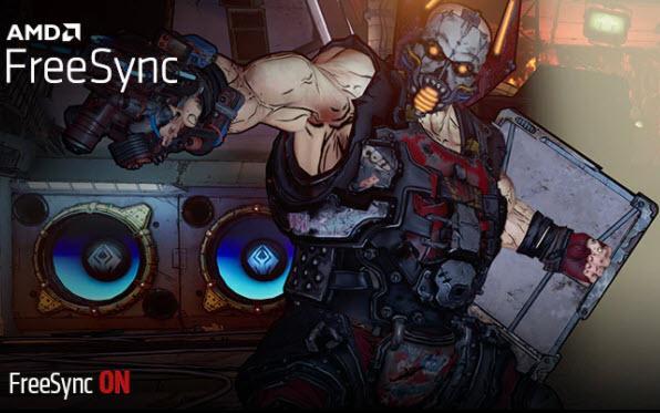 FreeSync ON